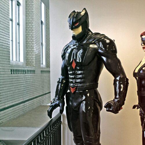 Superbohaterowie w CH Glogovia