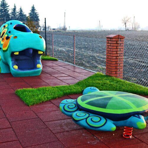 Zwierzaki do Innowacyjnego Placu Zabaw