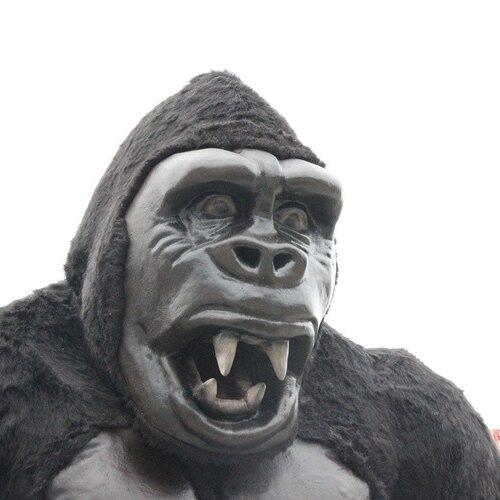 King Kong! 4 metrowy – w Centrum Historii Zajezdnia we Wrocławiu