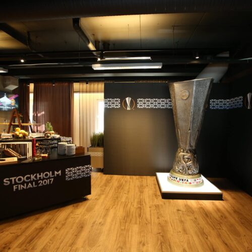 Puchary Ligi Europy Stockholm 2017