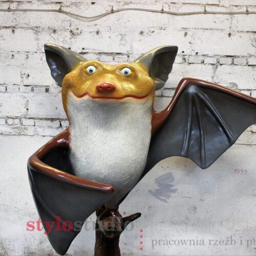 Model Nietoperza – postać wiodąca dla Polskich Kolei Linowych Palenica