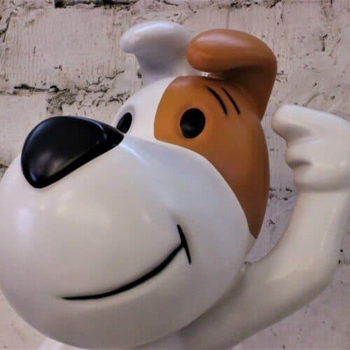 Reksio – realistyczny model bohatera kreskówek